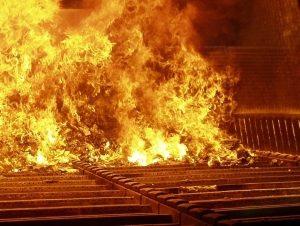 incinerare deseuri